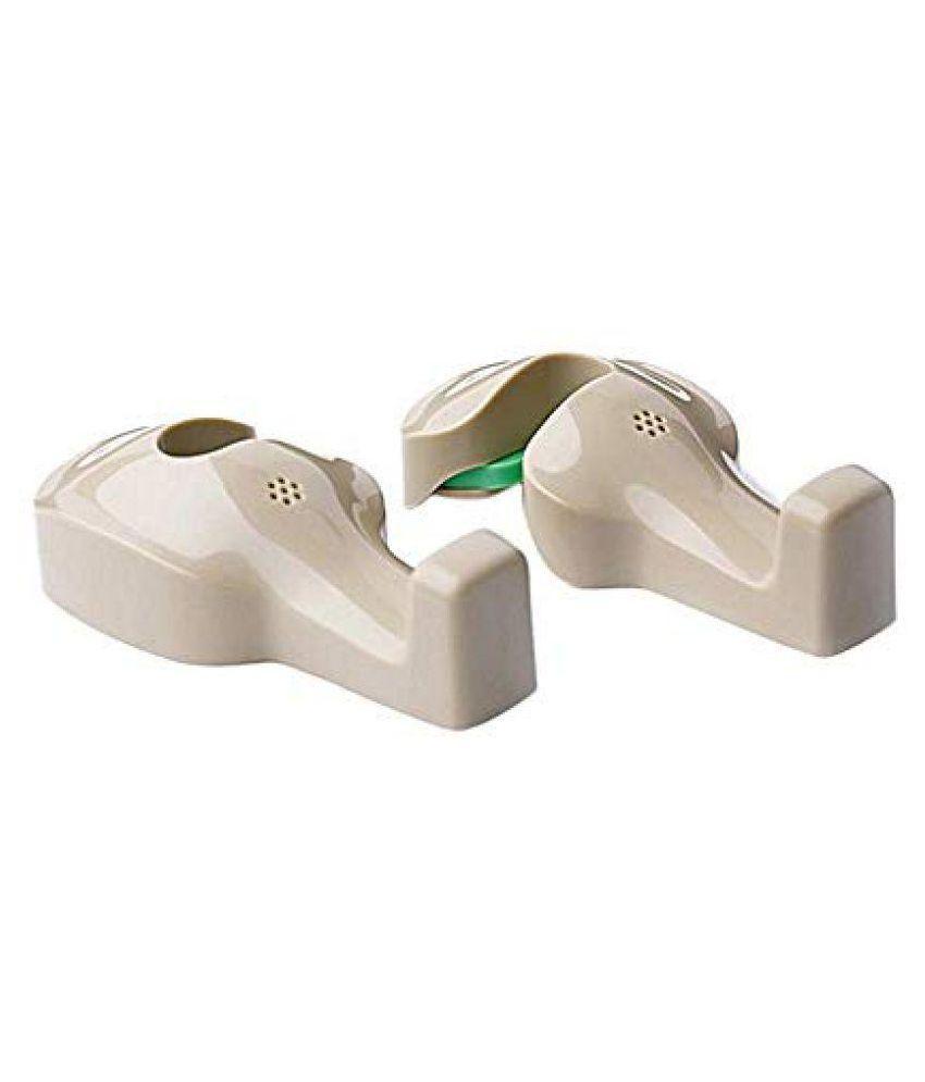 Inditradition Hook Type Holder for Headrest Beige