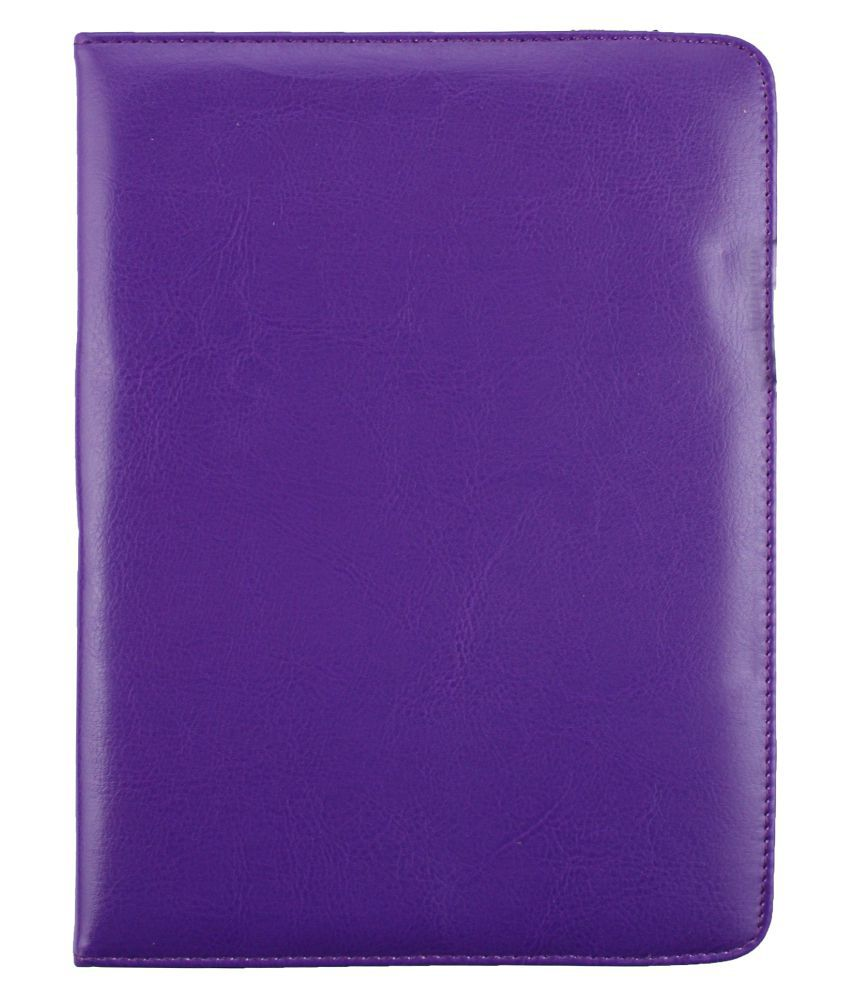 Asus Transformer Pad Tf103CG Flip Cover By Emartbuy Purple