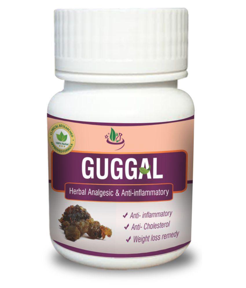 DEEP AYURVEDA- INDIA Guggal Herbal Capsule 30 no.s