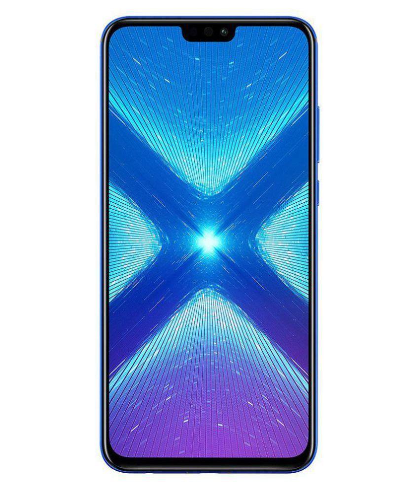 Honor 8X(JSN-L42) ( 128GB , 6 GB ) Blue