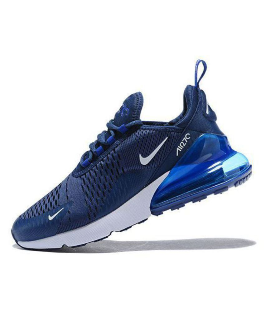 287b82d10 Nike Blue Running Shoes - Buy Nike Blue Running Shoes Online at Best Prices  in India on Snapdeal