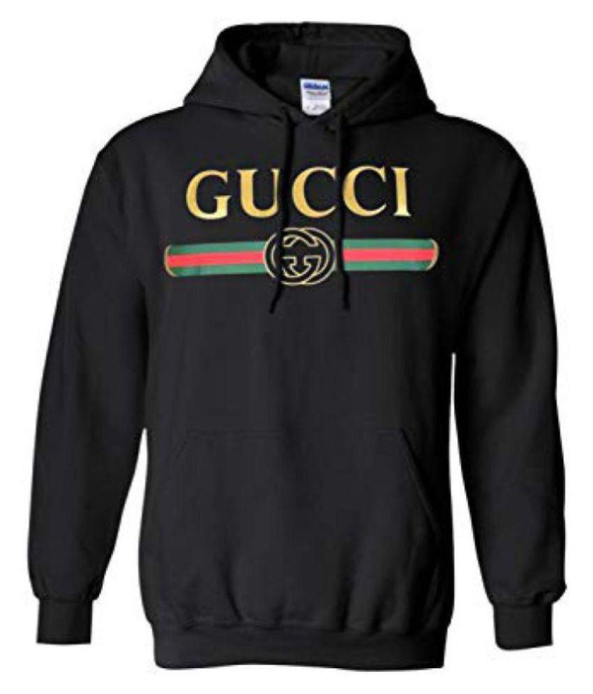 eb45a90845c Gucci Black Sweatshirt - Buy Gucci Black Sweatshirt Online at Low Price in  India - Snapdeal