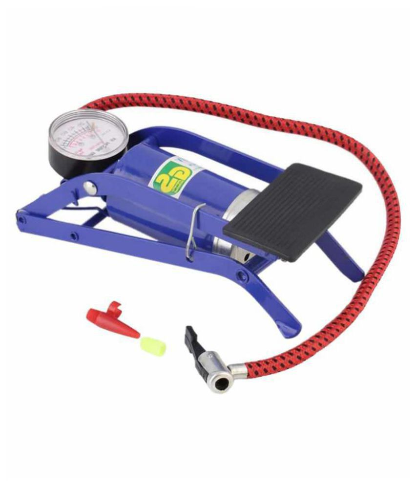 Cloudin Foot Pump for All Cars & Bikes