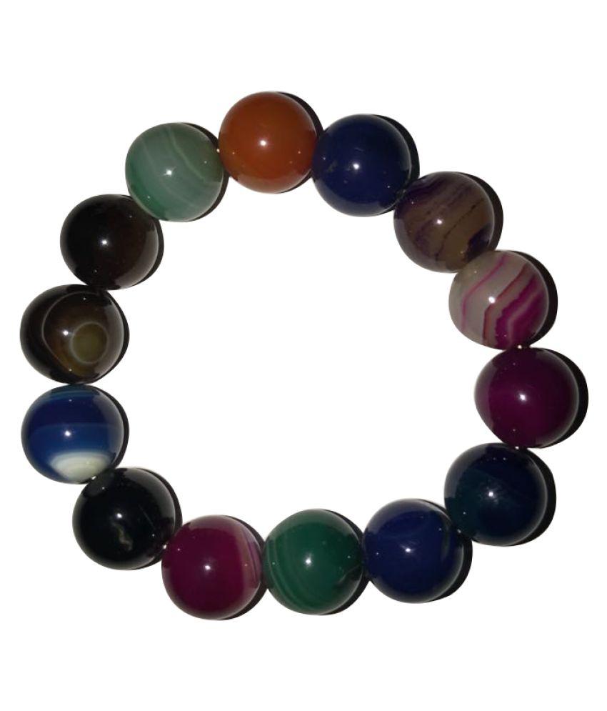 Seven Chakra Fine Quality Bracelet