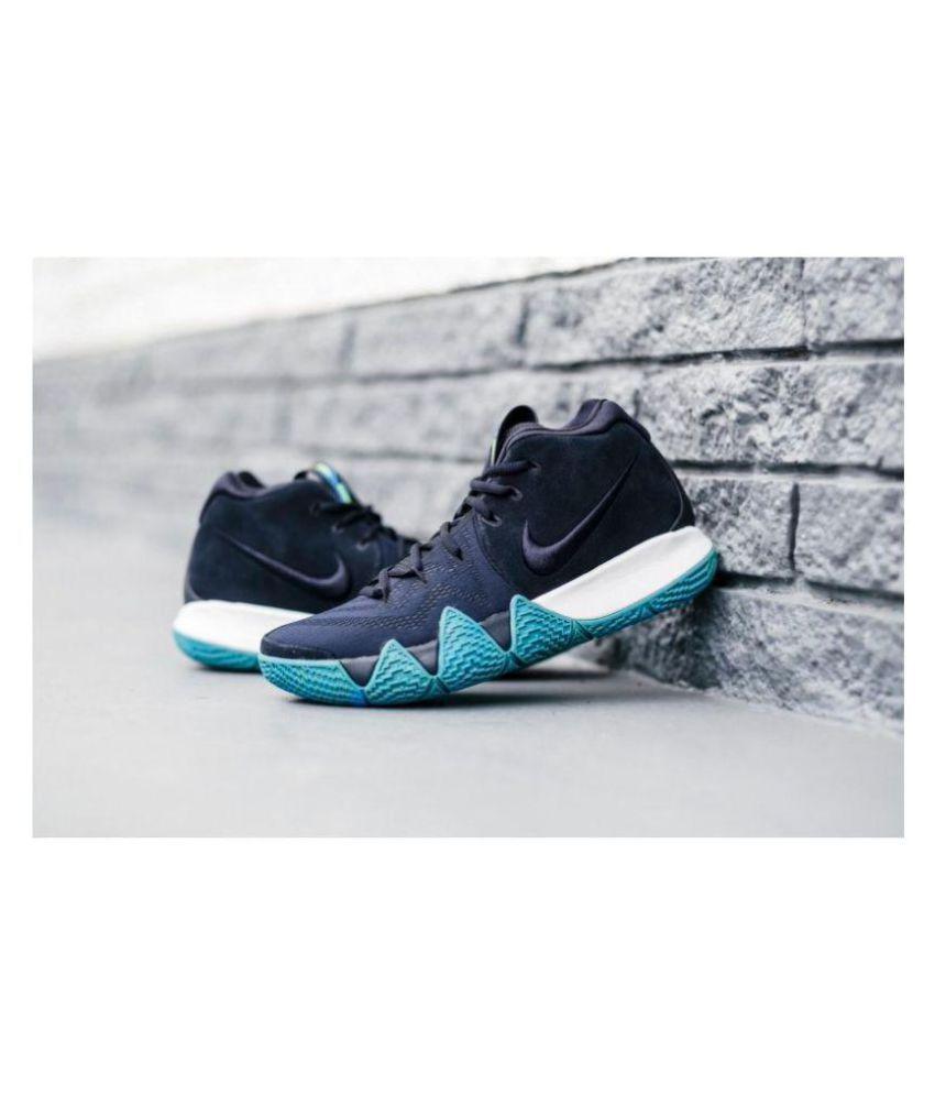 0e1fcd98f01 Nike Kyrie 4 obsidian Navy Basketball Shoes - Buy Nike Kyrie 4 ...