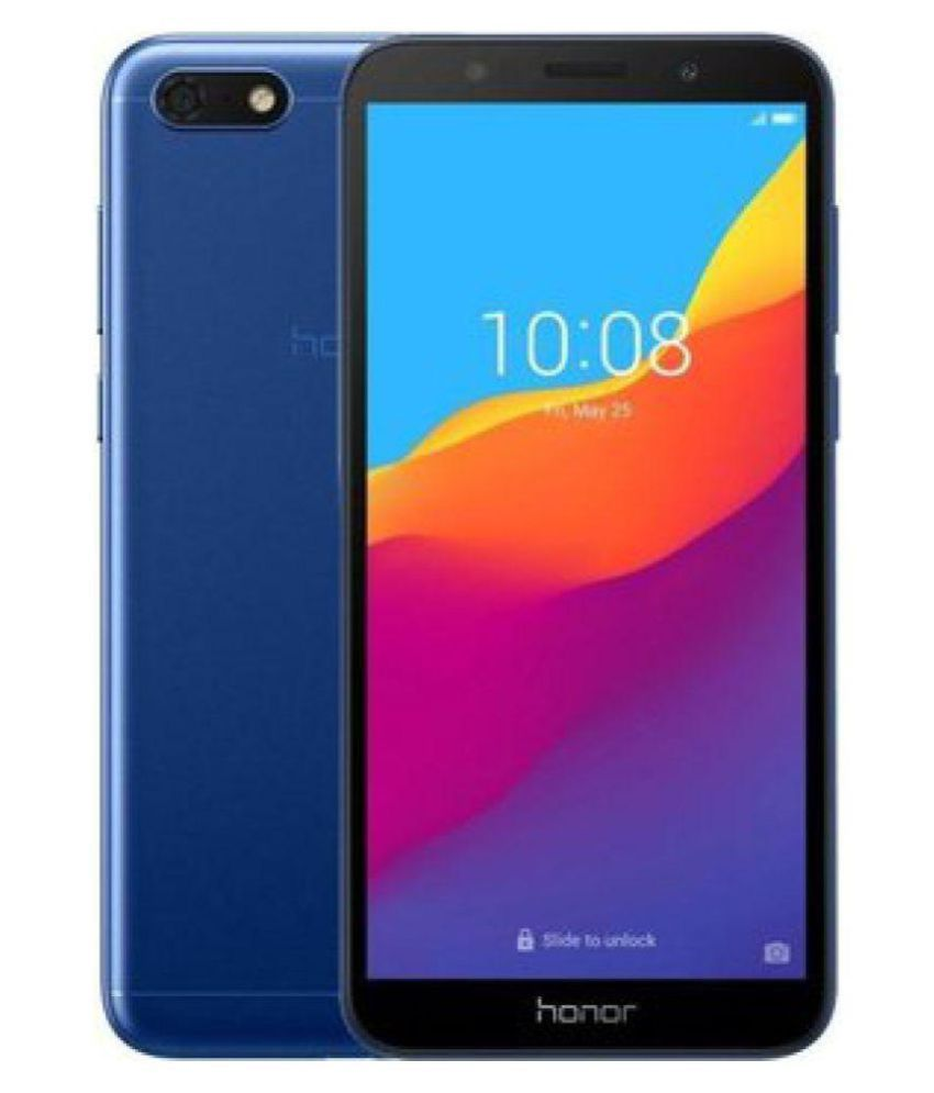 Honor Blue 7s with 5.45'' HD display,2GB- 16GB