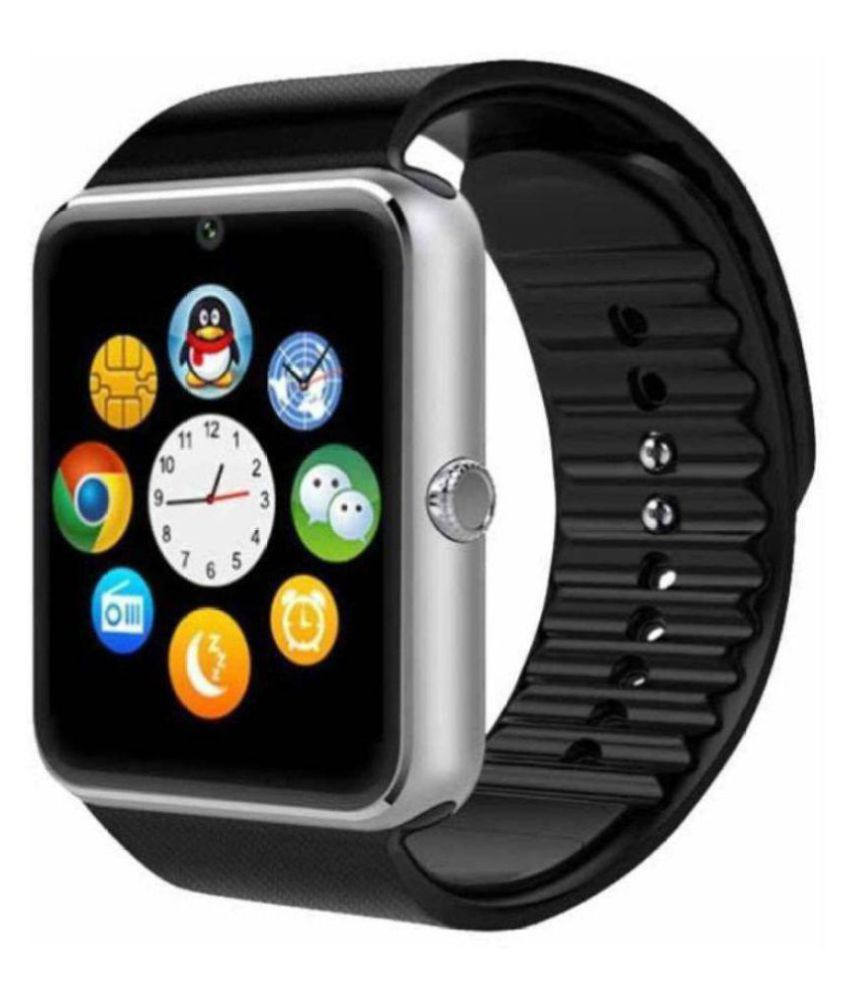 Ibs GT08 Smartwatch Built-in Sim and Card Smart Watches