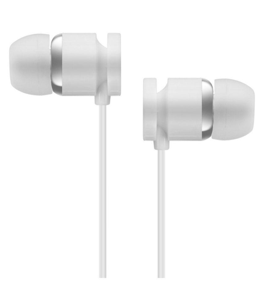 CartBug C-type Earphone In Ear Wired Earphones With Mic