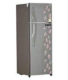 Godrej 261 Ltr 3 Star RT EON 261 P 3.4 SILVER Double Door Refrigerator - Silver