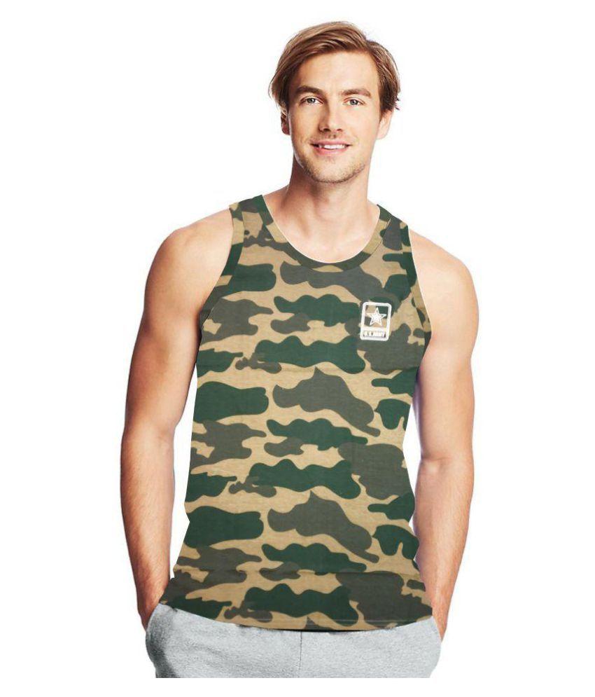 Uniq Products Multi Sleeveless T-Shirt