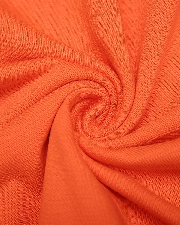 Auxo Women's Cotton Hoodie Drawstring Long Sleeve Pullover Sweatshirt with Kangaroo Pockets