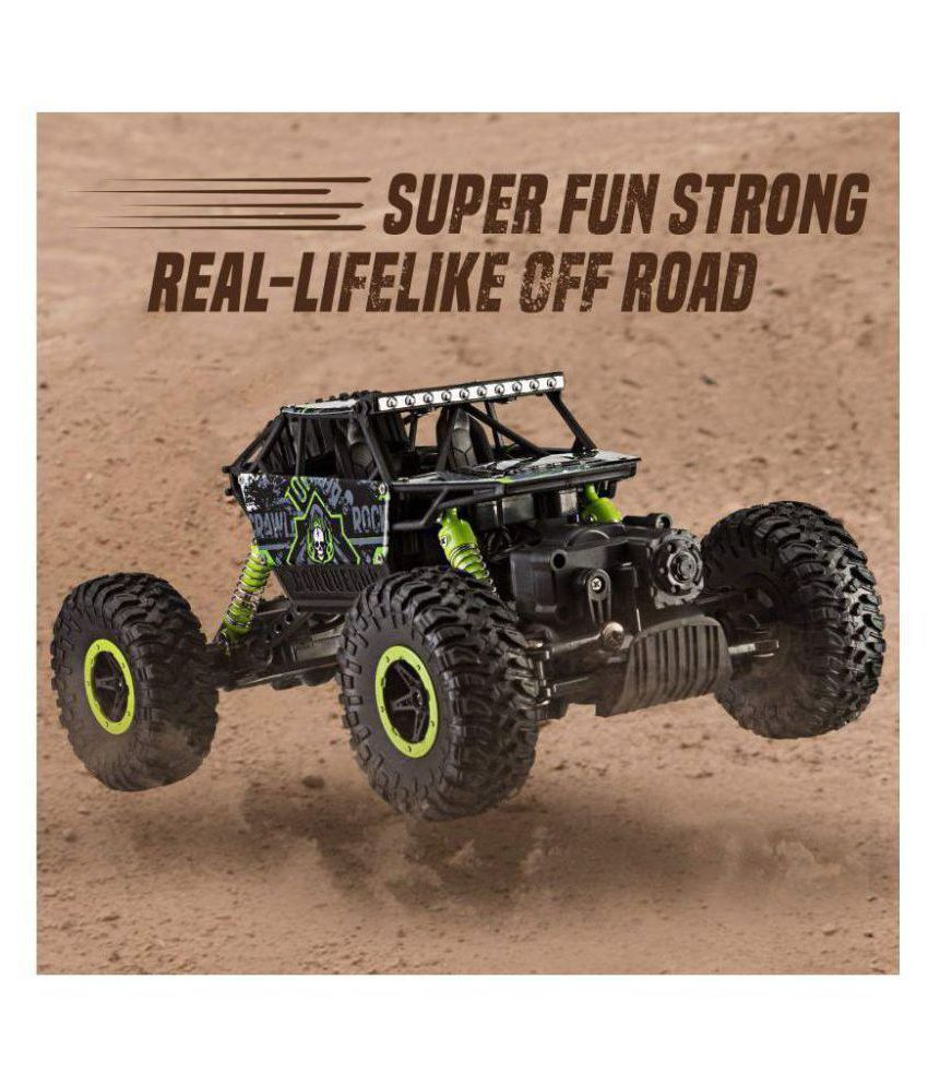 53e4a85263 Remote Controlled Rock Crawler Rc Monster Truck