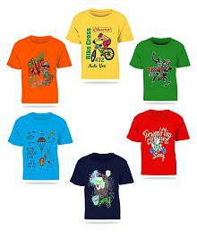 T Shirts For Boys Buy Boy S T Shirts Tees Online At Best Prices In