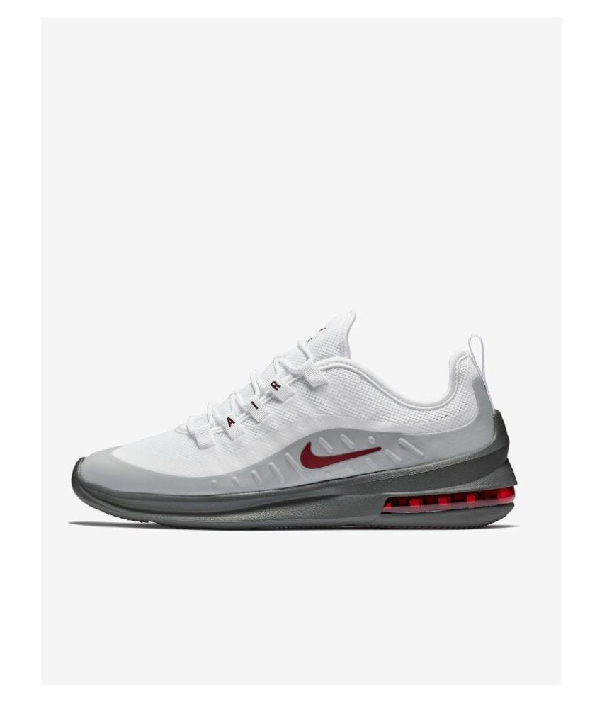 differently 29fa4 ab36a Nike Air Max Axis 2018 White Running Shoes - Buy Nike Air Max Axis 2018  White Running Shoes Online at Best Prices in India on Snapdeal