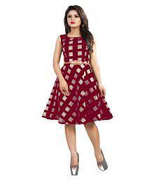 14dab3cf2d Skater Dresses for Women: Buy Skater Dresses for Women Online at Low ...
