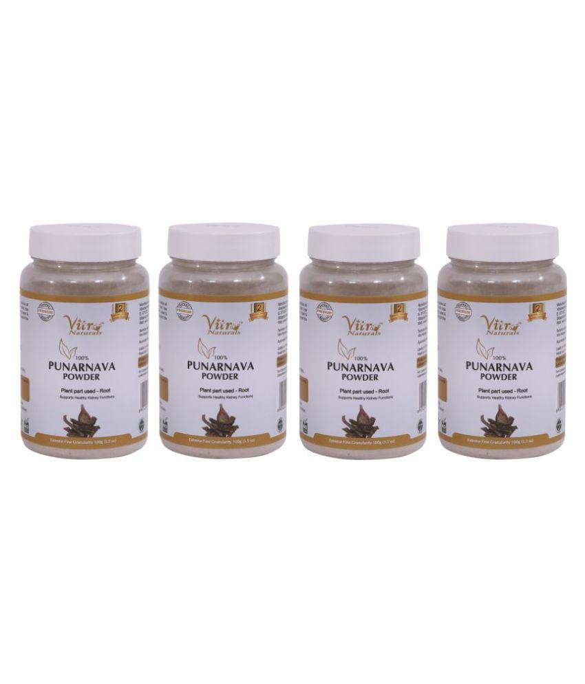 Vitro Naturals Punarnava Powder 100 gm Pack Of 4