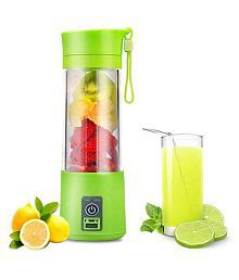 DONDA Portable And Rechargeable USB Juicer 18 Watt Centrifugal Juicer