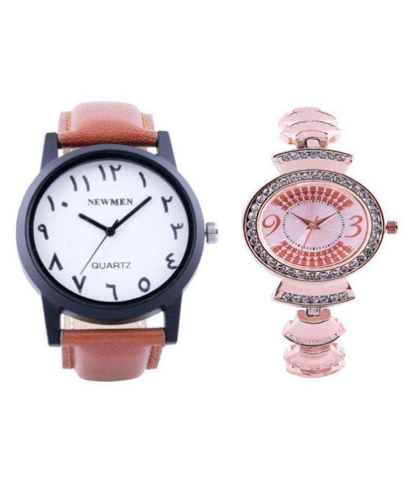 Devani Watch Stylish And Best Selling Watch - For Couple