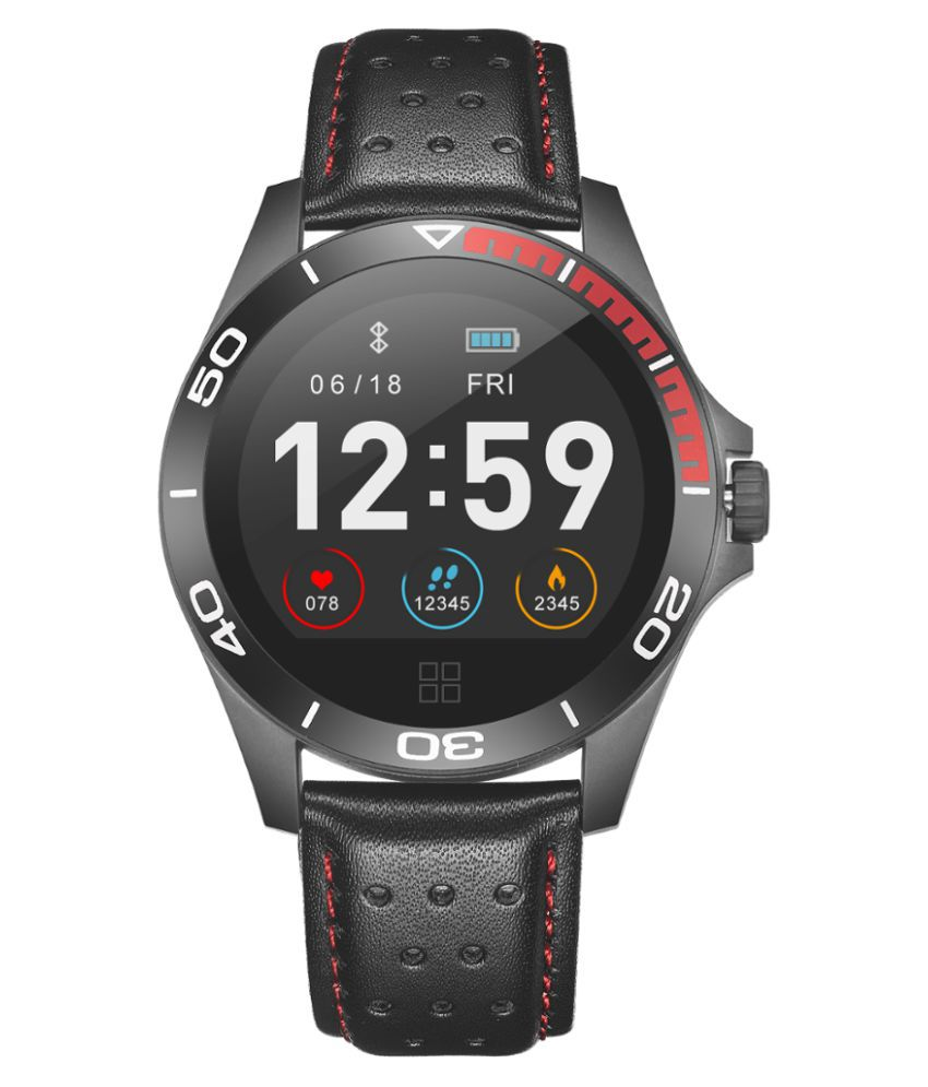 OPTA SB-095 Bluetooth Fitness Band Smart Watch for Android, iOS Devices