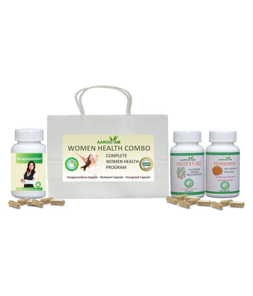 Aarogyam Women Health Combo Capsule 500 mg