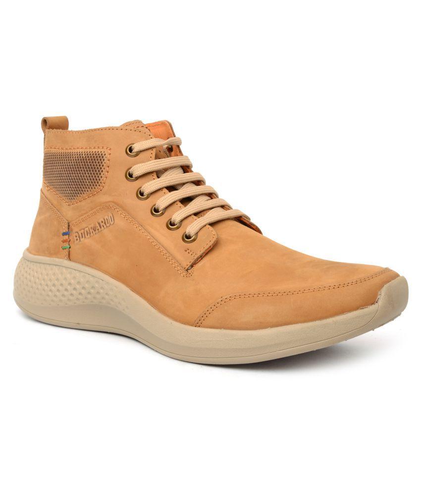 Buckaroo Camel Casual Boot