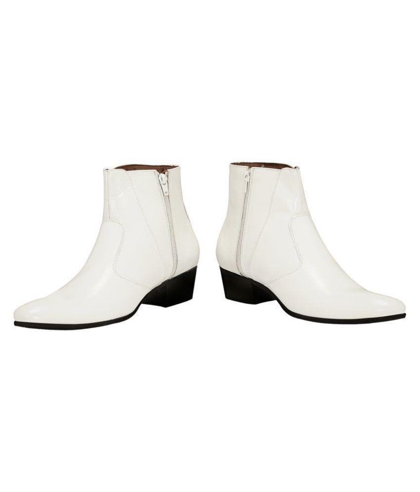 Shoe Bazar White