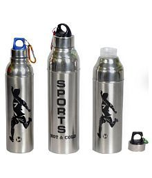 30688e10da Steel Water Bottles: Buy Steel Water Bottles Online at best prices ...