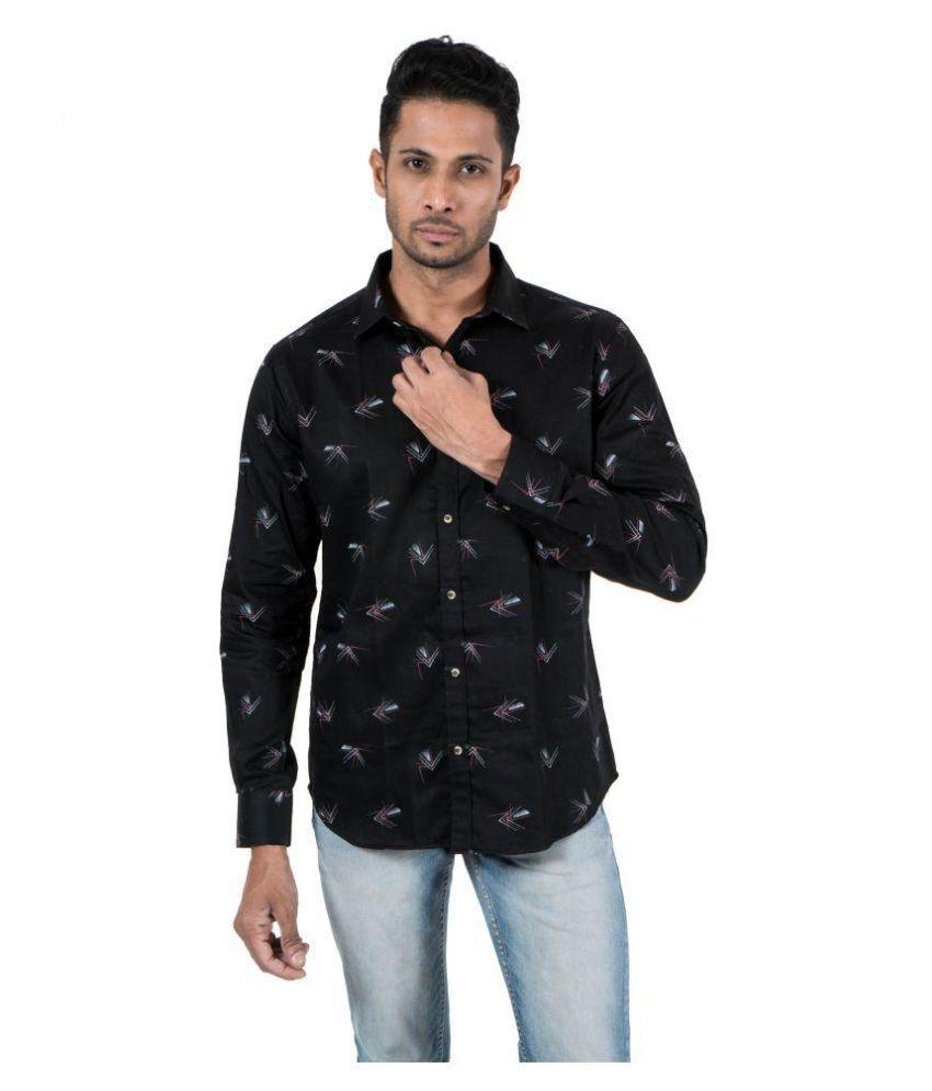 favio Cotton Blend Shirt
