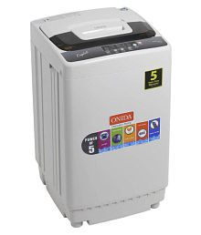 Onida 6.5 Kg T65cgd , Grey Fully Automatic Fully Automatic Top Load Washing Machine