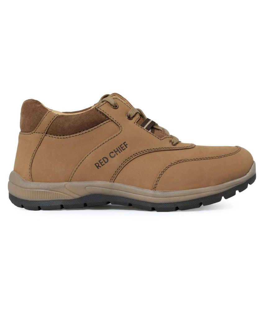 Red Chief Brown Casual Boot