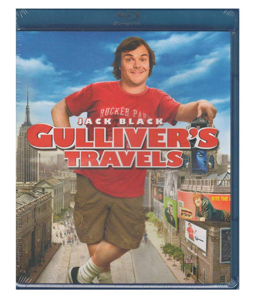 Gulliver's Travels ( Blu-ray )- English