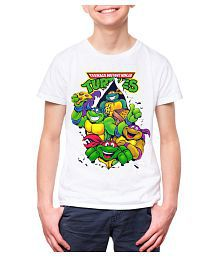 c81ca3c2842a Quick View. NUTSPIN TMNT Ninja Turtles Graphic Printed Tshirt For Boys