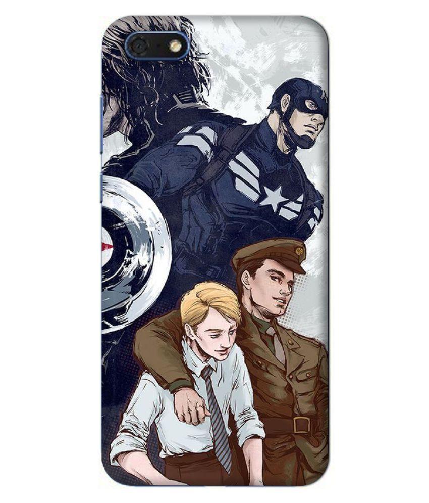 Honor 7S (Play 7) Printed Cover By GV GODESHWARAM