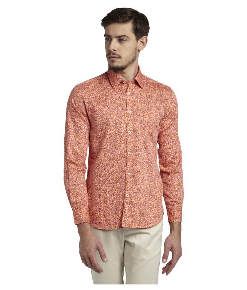 Parx 100 Percent Cotton Shirt