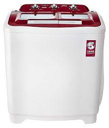Godrej 7 Kg GWS 7002 7kg Rd Semi Automatic Semi Automatic Top Load Washing Machine
