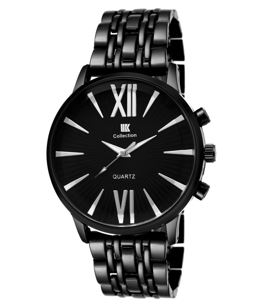 3eccb2f7e4a IIK COLLECTION IIK-105M Metal Analog Men s Watch - Buy IIK COLLECTION IIK-105M  Metal Analog Men s Watch Online at Best Prices in India on Snapdeal