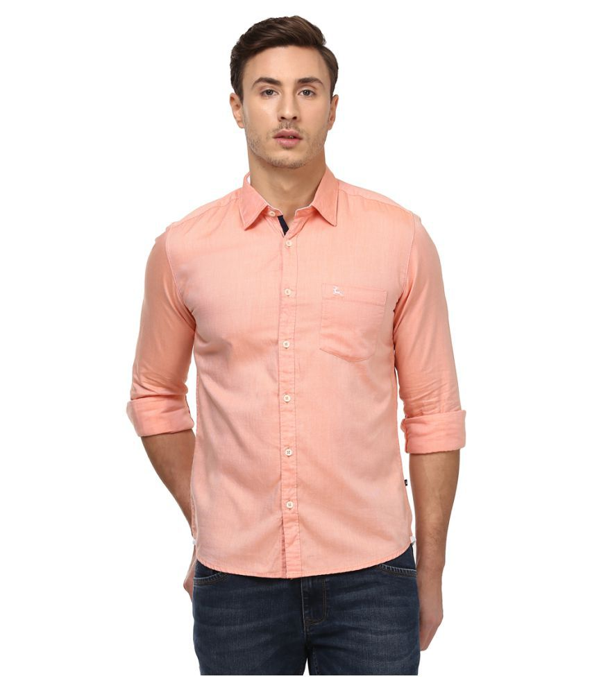 Parx 100 Percent Cotton Shirt