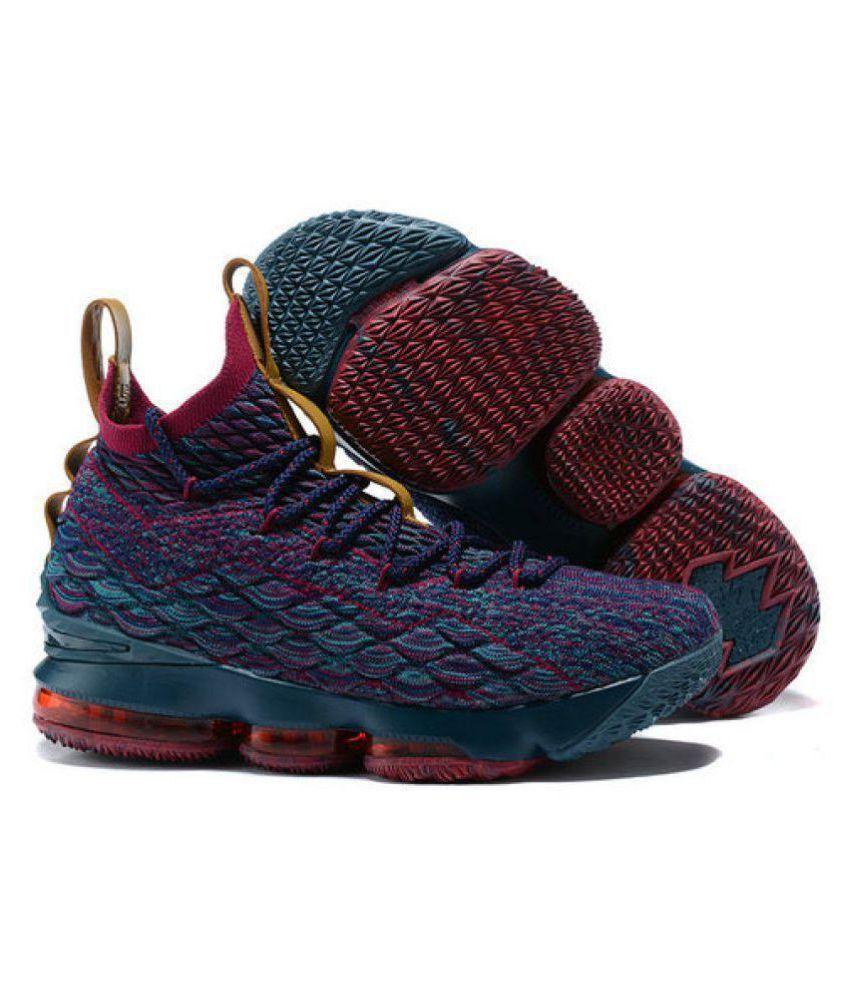 Nike LEBRON 15 Multi Color SDL 5 56ca7