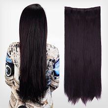 woomaya Black Party Hair Extension