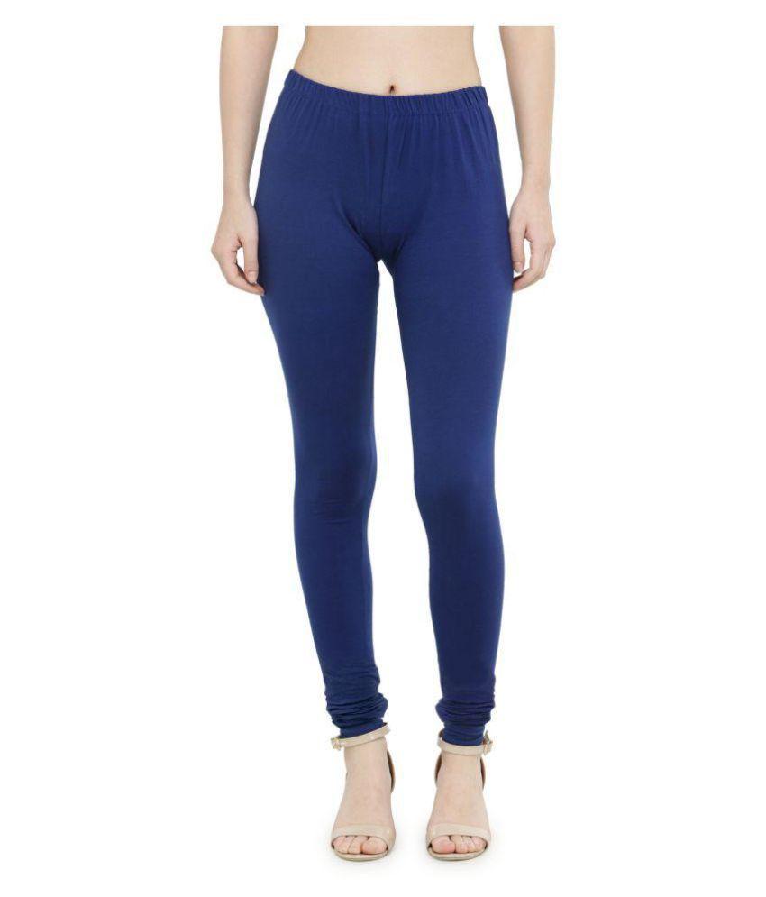 N-Gal Cotton Lycra Single Leggings