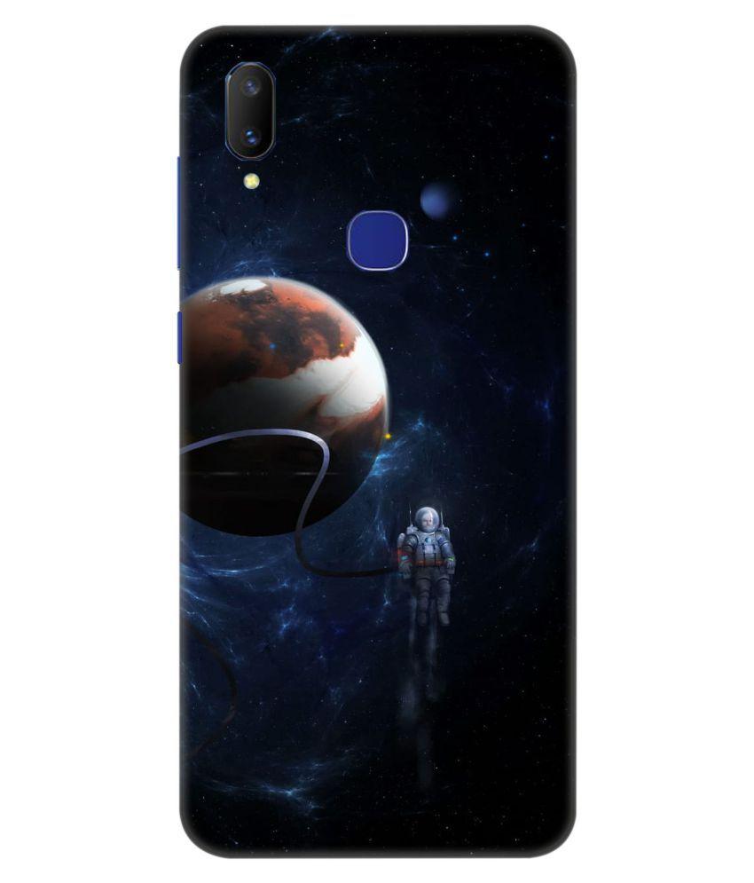 Vivo V11 3D Back Covers By Crockroz 3D Designs