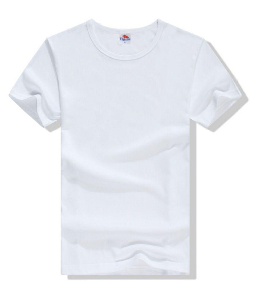 Men's Round Neck Loose T-shirt