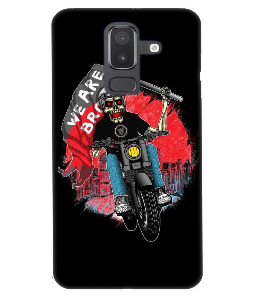 Samsung Galaxy J8 2018 3D Back Covers By Crockroz 3D Designs