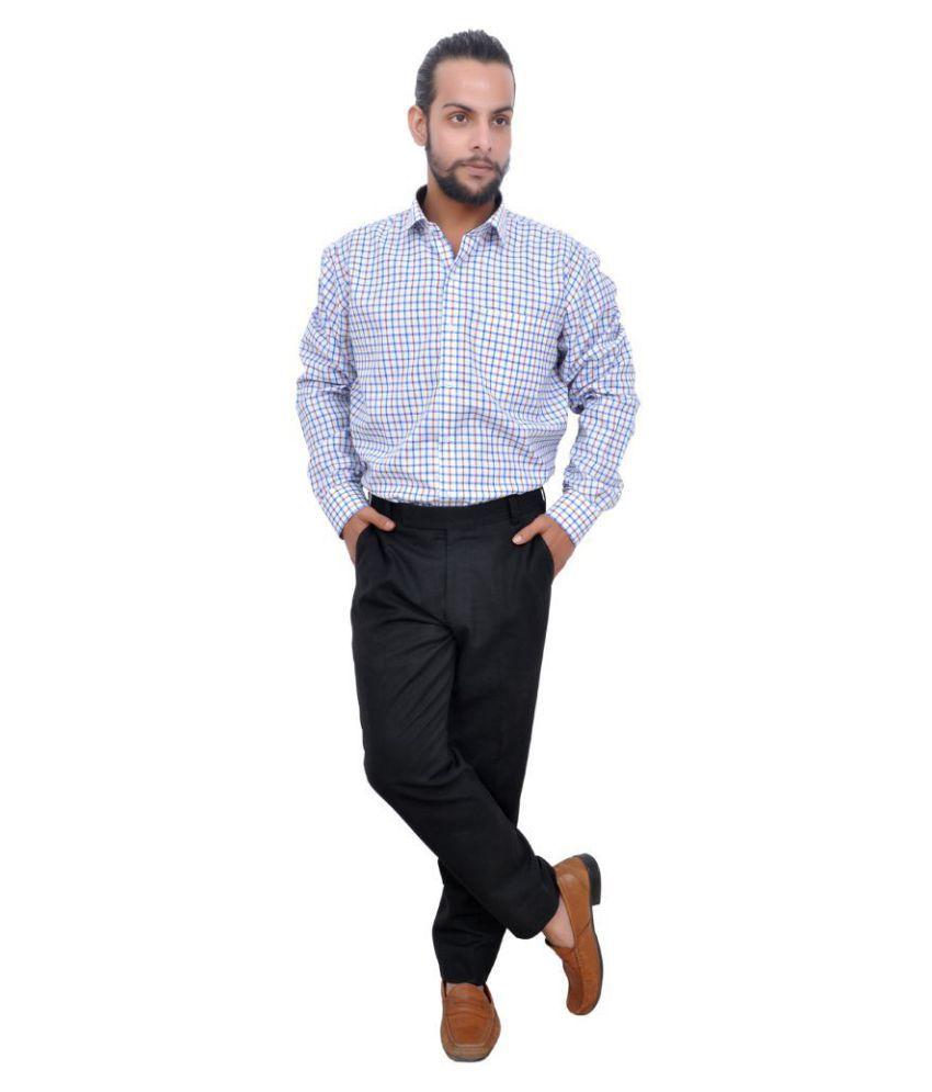 The Mods 100 Percent Cotton Shirt