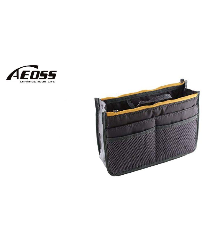 Aeoss Gray Travel Kit - 1 Pc