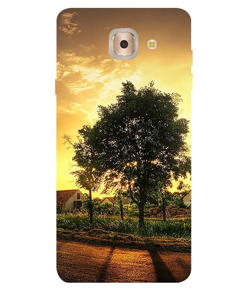 Samsung Galaxy J7 Max Printed Cover By LykiT