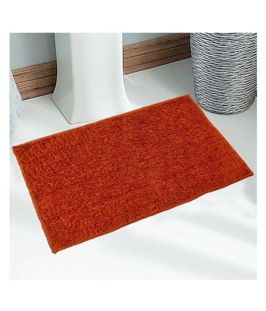 Status Yellow Set of 2 Anti-skid Floor Mat