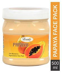 Luster Papaya Anti - Blemish & Pigmentation Face Pack 500 ml