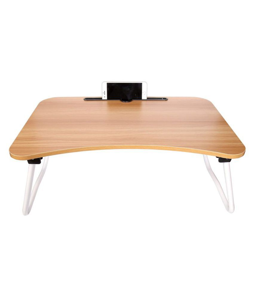 cubix laptop table study table bed table engineered wood rh snapdeal com