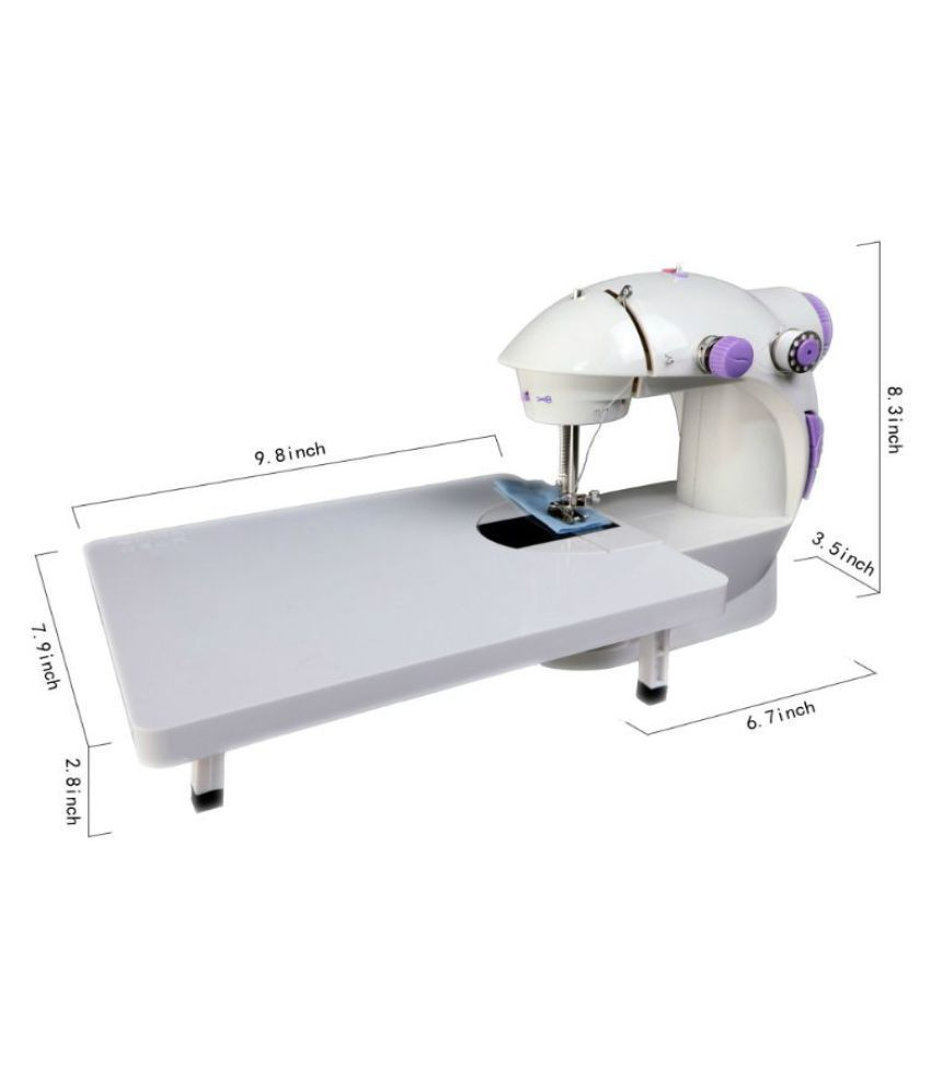 ming hui 5 in 1 electric sewing machine with table adapter rh snapdeal com